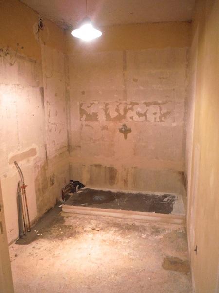Fev 2015 salle de bain a t o m 77 - Travaux de salle de bain ...