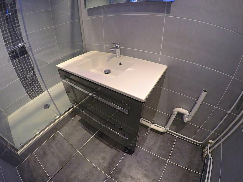 Juillet 2015 r novation int grale d 39 une salle de bain for Restaurer une salle de bain