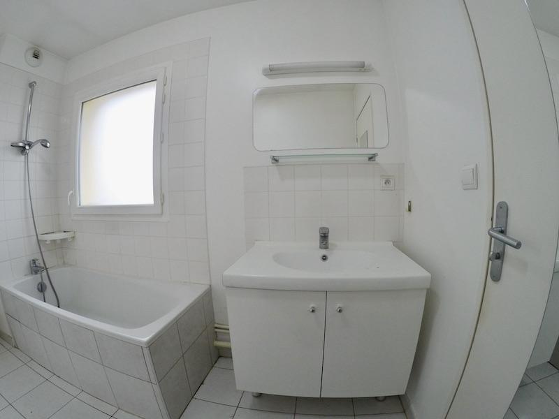 La salle de bain AVANT notre intervention !